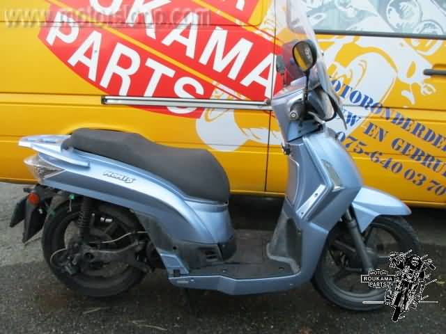 KYMCO People S 200(D1200)2010