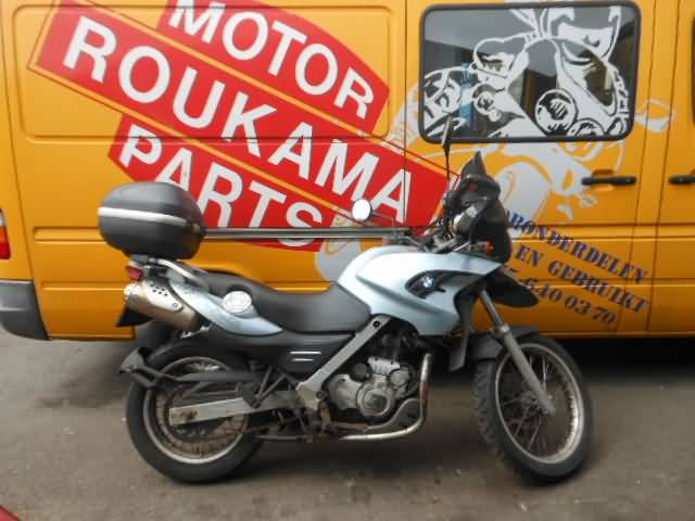bmw motorcycles stripped : motorcycle salvage roukama holland, the