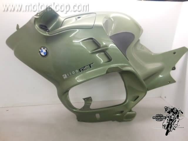 BMW R1100RT Kuipdeel links groen