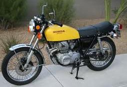 Honda CB400F Four gebruikte onderdelen!