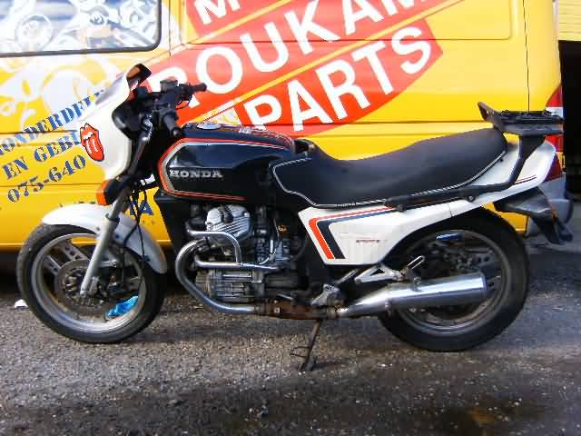 Honda CX500E(PC06)1983