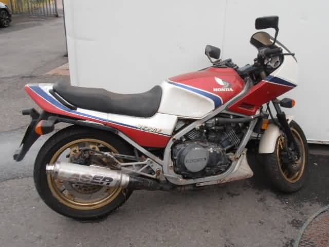 Honda VF750F(RC15)1983