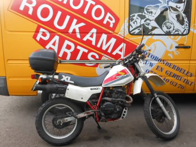 Honda XL600R(PD03)1984
