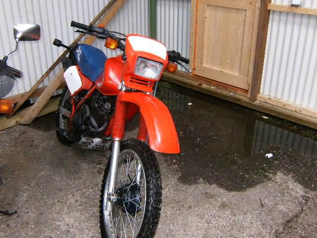 Honda XL250R(MD11)1984