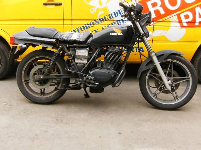Honda FT500(PC07)1984
