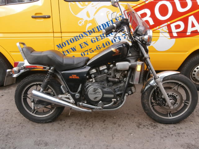 Honda VF750C(RC07)1982-1984