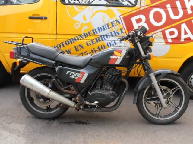 Honda FT500(PC07)1982