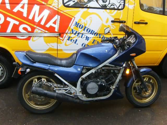 Honda VF750F(RC15)1984>