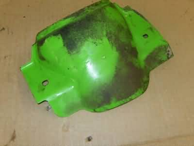 KX125 Luchtfilter kapje (airfilter cover)