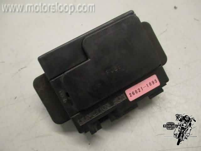 Kawasaki ZRX1200S Junction box