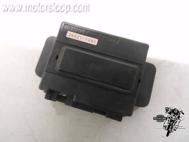 Kawasaki KLE500 Junction box 26021-1081