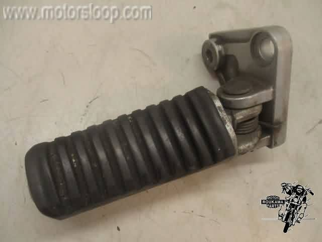 Kawasaki GPZ600R Footpeg with bracket left front
