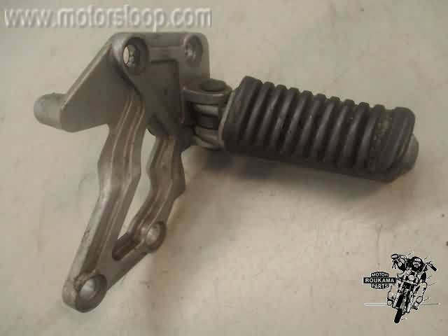 Kawasaki GPZ600R Footpeg with bracket right front