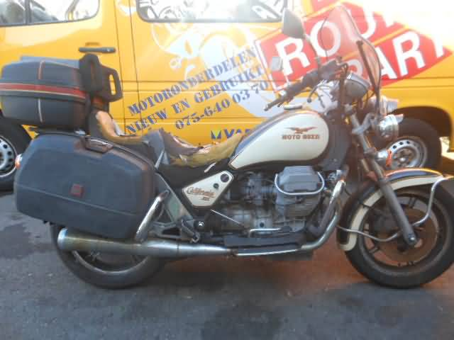Moto Guzzi California 1000(VW167)93