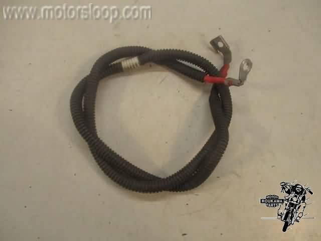 Suzuki AN400(CG1111) Battery cable