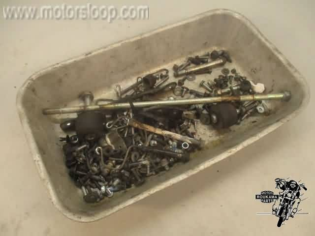 Suzuki AN400(CG1111) Bag with nuts & bolts