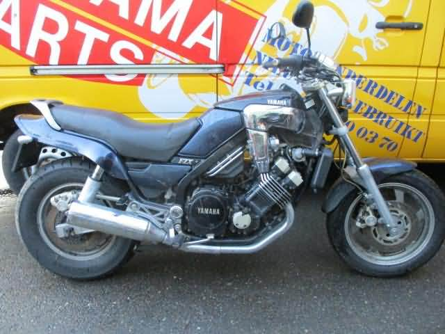 Yamaha FZX750(4AM)1995