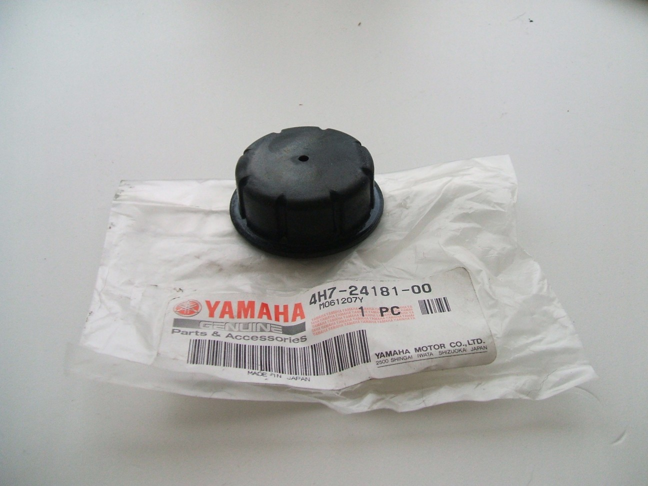 Yamaha Many Models FUELTANK RUBBER