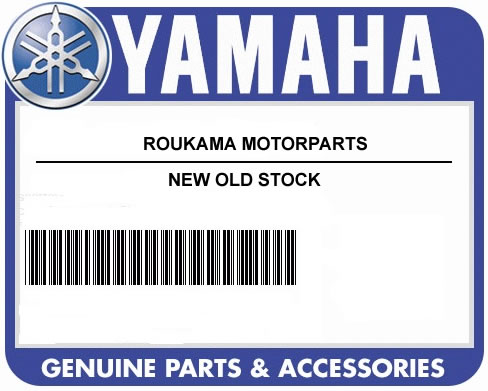 Yamaha DT250F 1979 COVER,SIDE 1 ( right white )