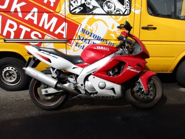 Yamaha YZF600R(4TV)1996>
